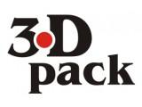 Логотип 3Д-Пак, ООО