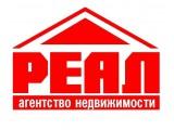 Логотип РЕАЛ агентство недвижимости
