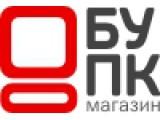 Логотип БУ ПК, комиссионный магазин компьютерной техники