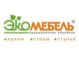 "Логотип Салон кухни ""Экомебель"""