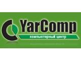 Логотип YarComp, торгово-ремонтная компания