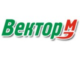 Логотип Вектор-М