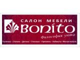 """Логотип Салон мебели """"БОНИТО"""""""