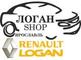 Логотип ЛОГАН SHOP
