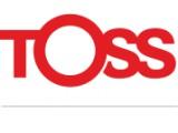Логотип TOSS Service – техника для газона от производителя